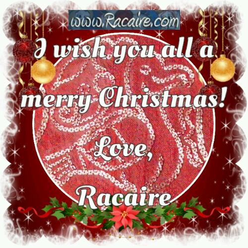 Racaire - merry christmas