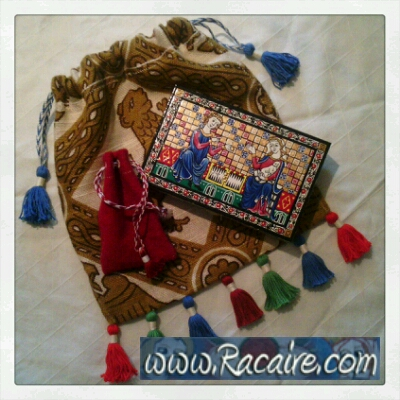 Craft with Racaire - Project 2 - fast and easy pouch tutorial