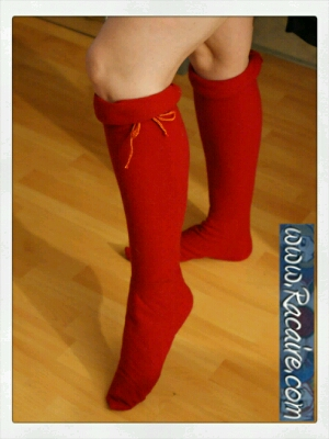 My very first own fitted medieval stockings sewing pattern - my first women's hose - revisited, updated & expanded posting