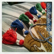 Racaire - tassels of the fast and easy pouch