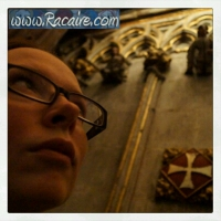 2014 July , Racaire in Barcelona - Mission Medieval Barcelona