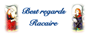 Best regards Racaire