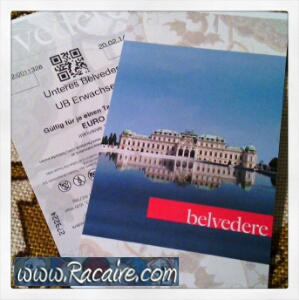 Tickets Belvedere 2014_02